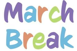 Interested in March Break Camps?